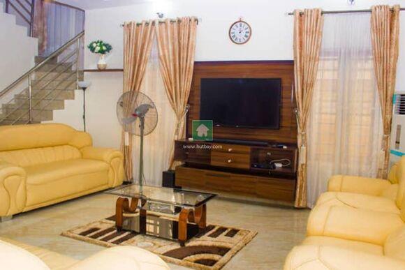 Luxury 4 Bedroom Duplex, Lekki, Lagos