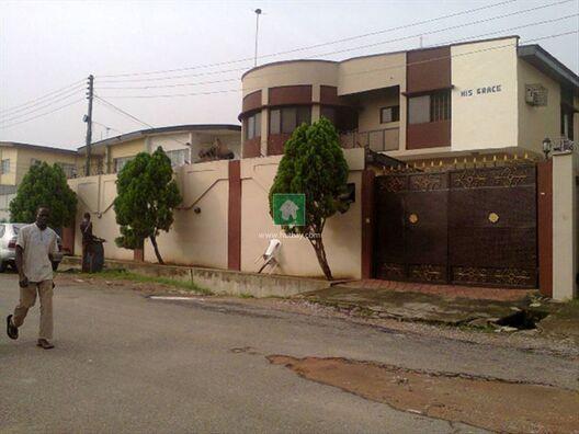 5 Bedroom Detached For sale at Ikeja, Lagos, Ikeja, Lagos