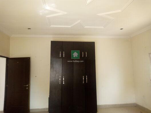 Three Bedrooms Flat With Bq To Let Mabuchi, Abaji, Abuja