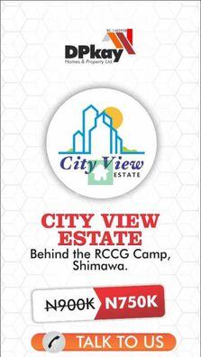 CITY VIEW ESTATE, Mowe, Ogun