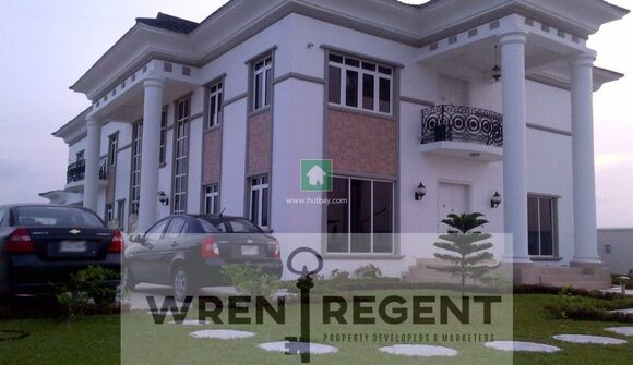 Luxury And Fabulous 6 Bedroom Mansion, Ajah, Lagos