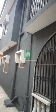 1 Roomself  Contain Flat, Iyana Ipaja, Lagos