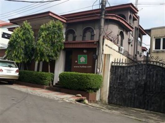 7 Bedroom House For sale at Ikeja, Lagos   Hutbay