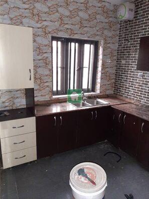 LUXURY 3 BEDROOM APARTMENT FOR RENT AT SANGOTEDO, Ajah, Lagos
