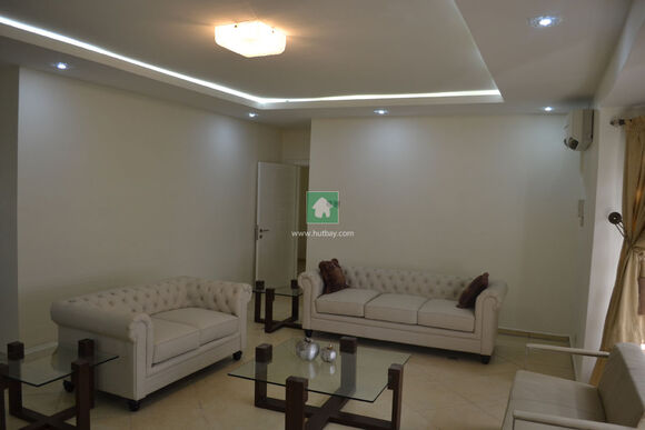 3 Bedroom Furnished Apartment, Treasure Garden Estate, Lekki, Lagos