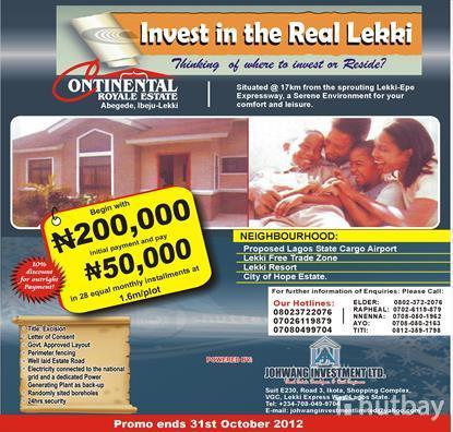 Land at Ibeju Lekki Lagos, Ibeju Lekki, Lagos