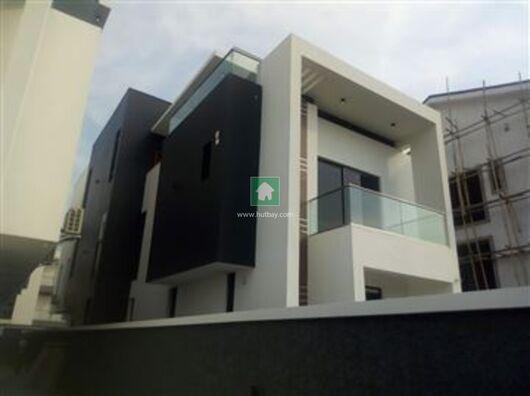 5 Bed Duplex for Sale in Off 3Rd Avenue, Banana Island, Ikoyi, Lagos