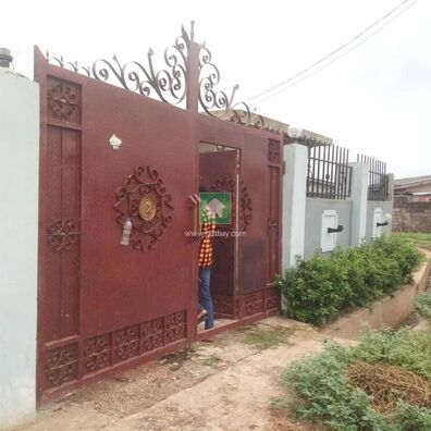2Bedroom Detached Bungalow For Sale, Sango, Ogun