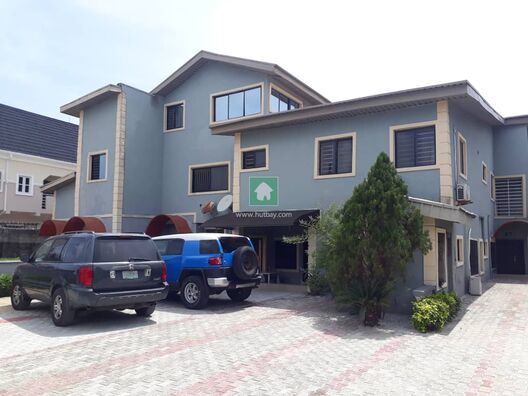 2 Bedrooms For Rent By Dominos Pizza Agungi Lekki Lagos, Lekki, Lagos