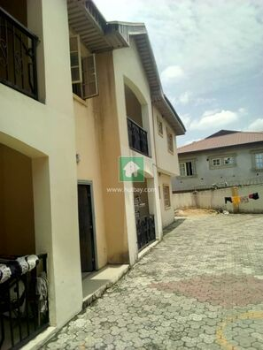 3 Bedrooms Flat For Rent At Magodo Lagos, Magodo, Lagos