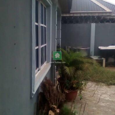 2Bedroom Detached Bungalow For Sale, Sango, Ogun