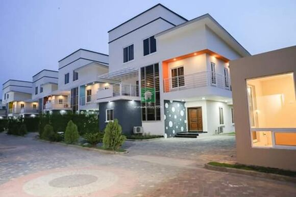 Tastefully Finished 4Bedroom Fully Detached Duplex In A Gated Estate A, Ikeja Gra, Lagos