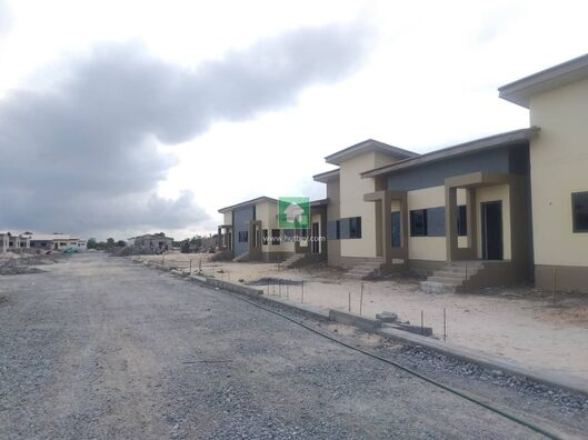 3 Bedroom Semi-Detached Bungalow (Complete Finished/Move In Ready), Lekki, Lagos