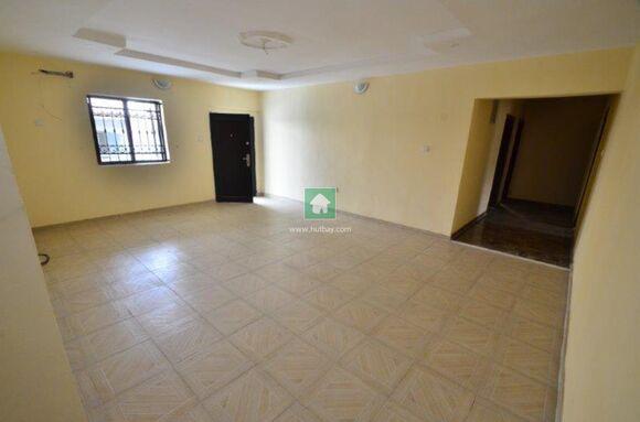 5 Bedroom Semi Detached Duplex With Bq, Ajah, Lagos
