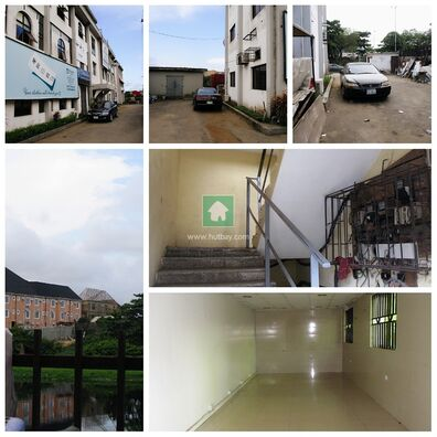 100 Sqm Waterfront Commercial Open Space, Festac, Lagos