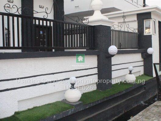 4 Bed Duplex for Rent in Divine Home, Ajah, Ajah, Lagos