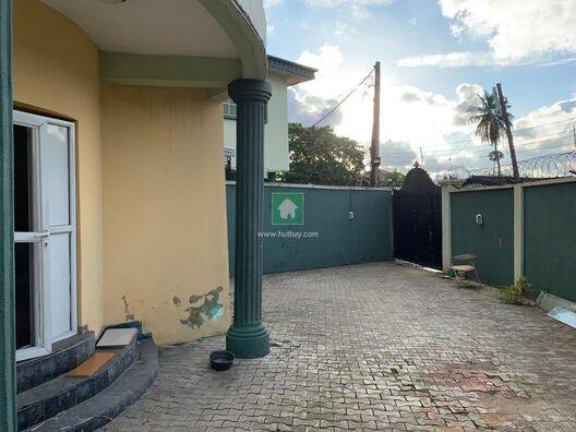 4 Bedroom Duplex For Rent In Surulere, Surulere, Lagos