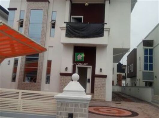 5 Bed Duplex for Rent in Lekki County, Ikota, Lekki, Lagos