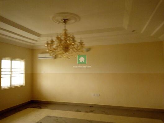 Fully Service Three Bedrooms Flat To Let At Gishiri Village, Katampe M, Katampe, Abuja