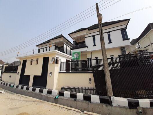 4Bedroom  Duplex For Sale At Thomas Estate  Ajah, Ajah, Lagos