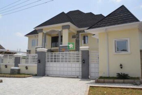 5 Bedroom Duplex For sale at Guzape, Abuja   Hutbay