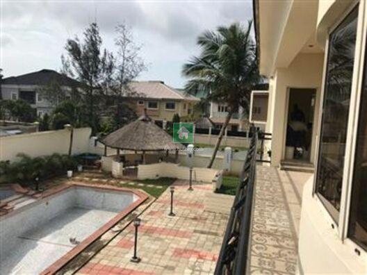6 Bed House for Rent in Victoria Garden City, Lekki, Lagos