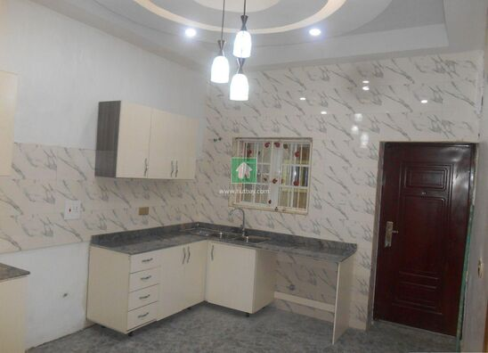 A LUXURIOUS 3 BEDROOMS TERRACE DUPLEX FOR SALE IN A FULLY SERVICED ESTATE IN LEKKI, Lekki, Lagos