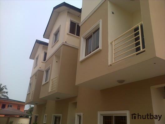 4 Bedroom Town house at Lekki Lagos, Lekki, Lagos