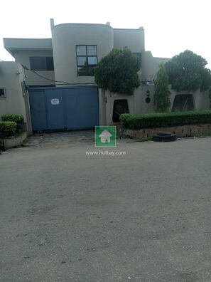 A Very Spacious 5 Bedroom Duplex With 3 Ensuite Bq For Commercial Use, Opebi, Lagos