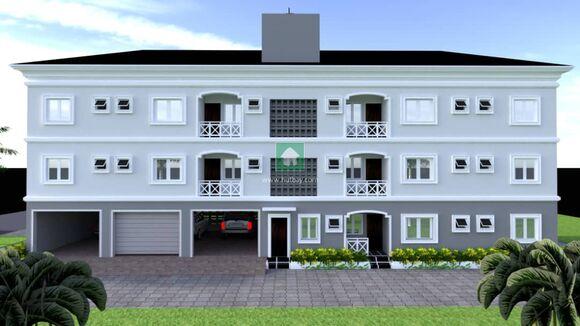 Great Deal: Flat For Sale Behind Lekki Business School (LBS), Lekki, Lagos