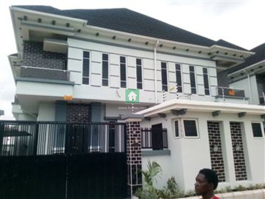 4 Bed House for Sale in Palm City Estate, Addo, Ajah, Lagos