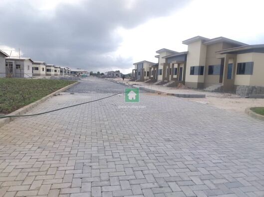 3 Bedroom Detached Bungalow (Complete Finished/Move In Ready), Lekki, Lagos