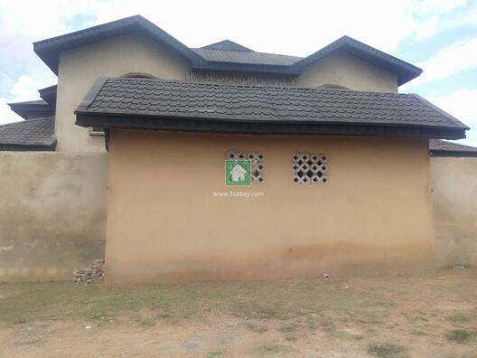 Near Completion 4 Bedroom Detached Duplex, Ibadan, Oyo