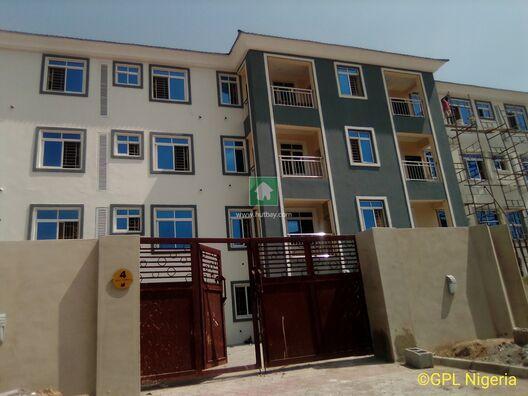 NEW CUTE 1 B/RM FLAT (ROOM & PARLOUR), Wuye, Abuja
