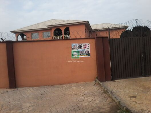 4 Number Of 2 Bedroom Flat On 4 Plot For Sale At  Abeokuta, Ogun State, Abeokuta, Ogun