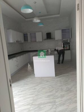 Newly Built 5Bedroom Semidetached Duplex All Rooms En Suit With Big , Very Spacious Rooms, Lekki, Lagos