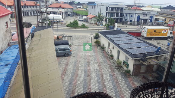 Commercial Building For Lease, Ajah, Lagos