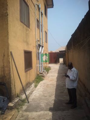 Block Of Flats, Ifako, Lagos