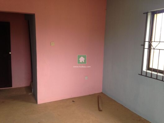 Very Clean 3 Bedroom Flat Upstairs @ Unique Estate, Iyana Ipaja, Lagos