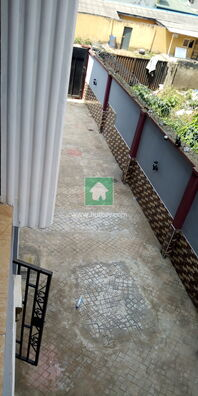 Newly Built 2 Bedroom Flat For Rent., Fagba, Lagos
