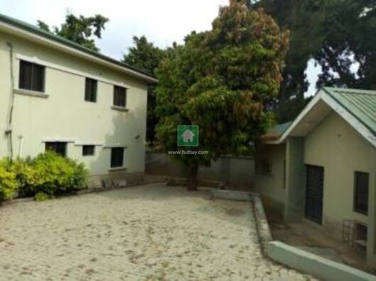 2 No 4 Bedroom Semi Detached Duplex, Garki, Abuja