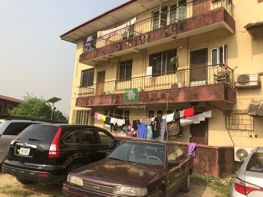 A Beautifully Furnished 4 Bedroom Flat, Ebute Metta, Lagos