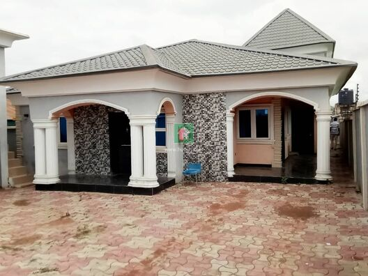 A Tastefully Finished, Brand New 4 Bedroom Bungalow, Ibadan, Oyo