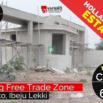 BAYSIDE ESTATE, Ibeju Lekki, Lagos