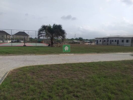 2 Bedroom Bungalow Row Housing (Complete Finished/Move In Ready, Lekki, Lagos