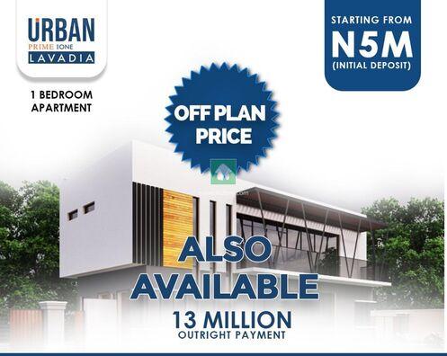 Urban Prime One, Lavadia, Ajah, Lagos