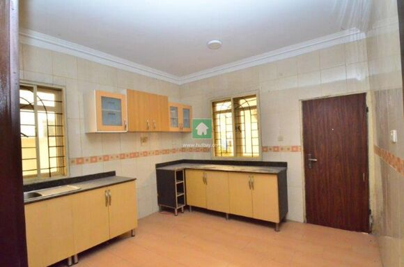 5 Bedroom Semi Detached Duplex With Bq And A Separated Mini Flat, Lekki, Lagos