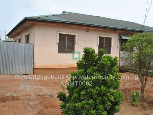 2 Bedroom Bungalow For sale at Mile 12, Lagos | Hutbay