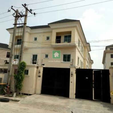 Vacant 5 Bedroom Semi Detached Duplex , Ikoyi, Lagos