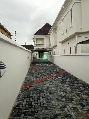 4 BEDROOMS FULLY DETACHED DUPLEX, Ajah, Lagos